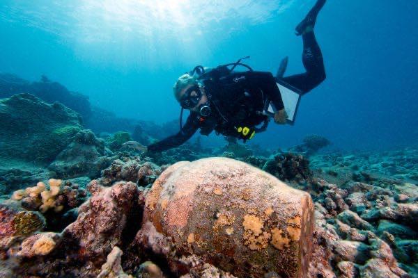 Дайвинг – погружение с аквалангами