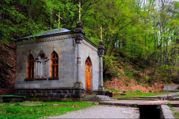 Косьмо-Демьяновский монастырь